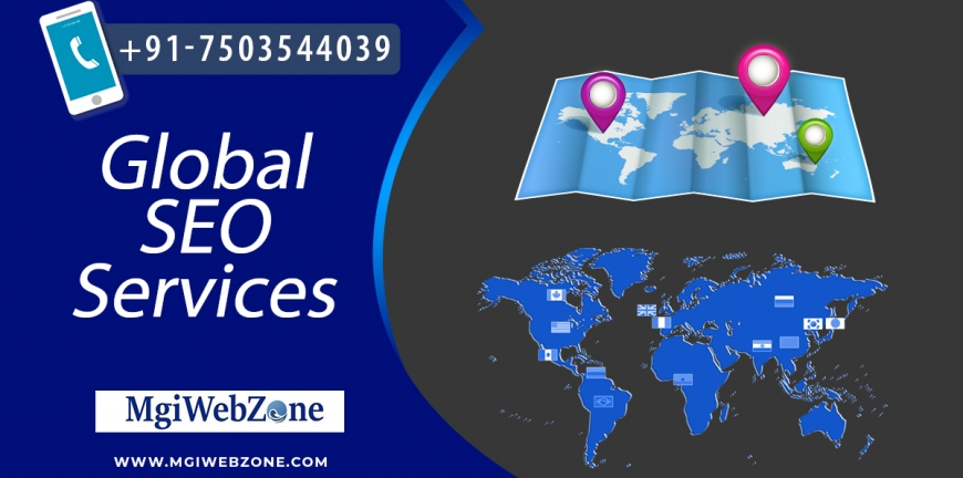 Global SEO Services Company in Delhi, India