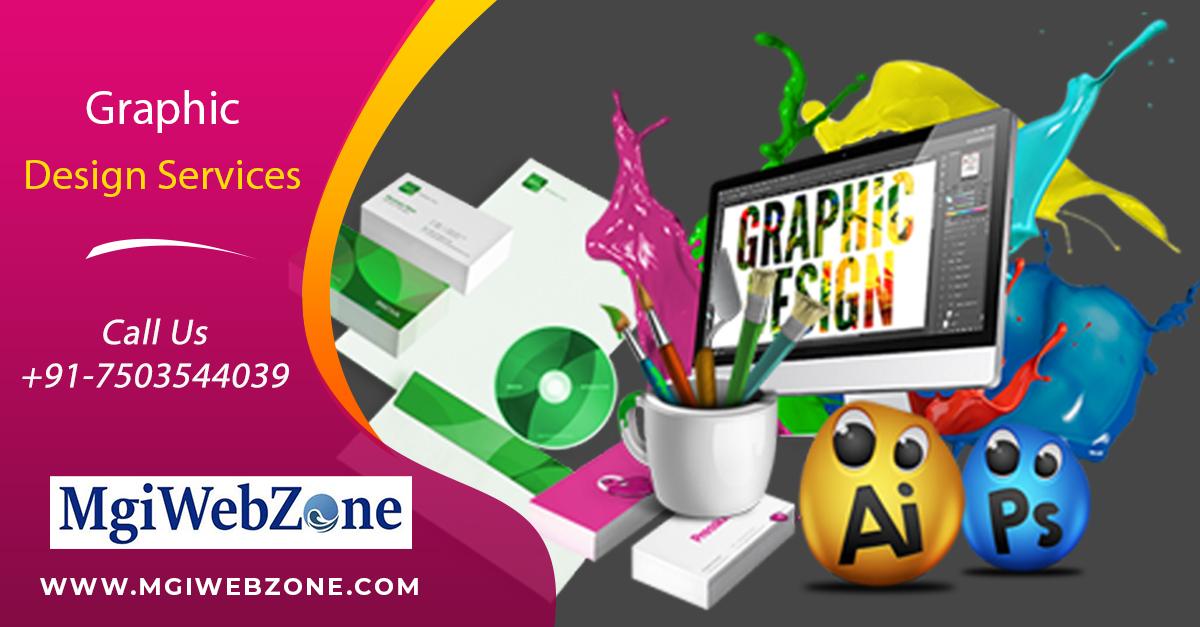 Creative Graphic Designing Services in Delhi, India | MgiWebzone