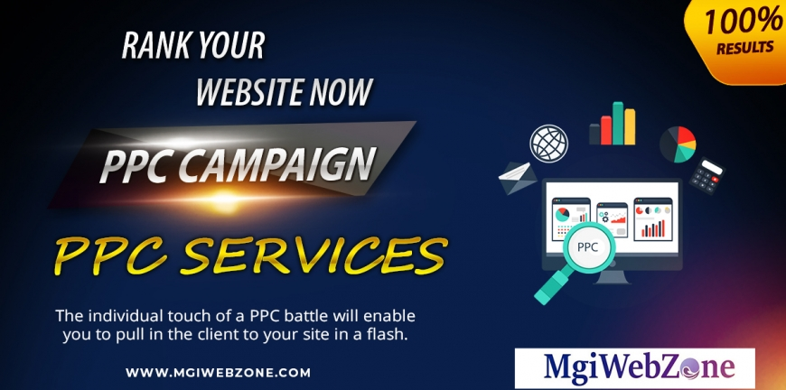 PPC Campaign Management Company Delhi India