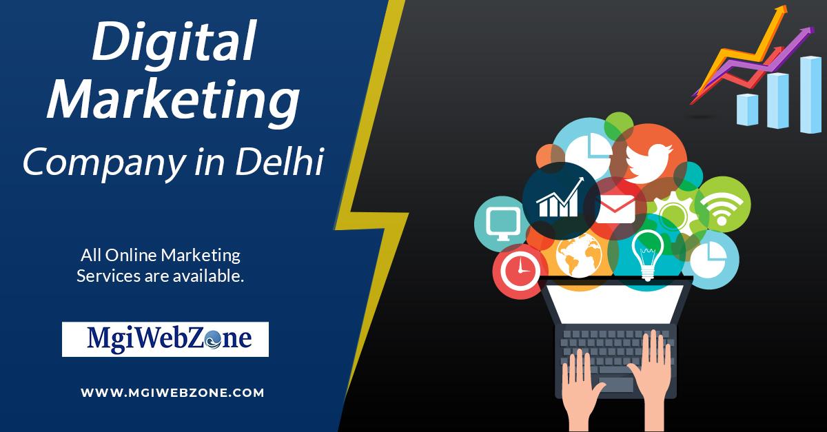 Digital Marketing Company in Delhi India