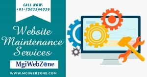 Website Maintenance Services in Delhi, India