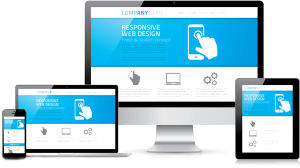 responsive website design services Delhi India