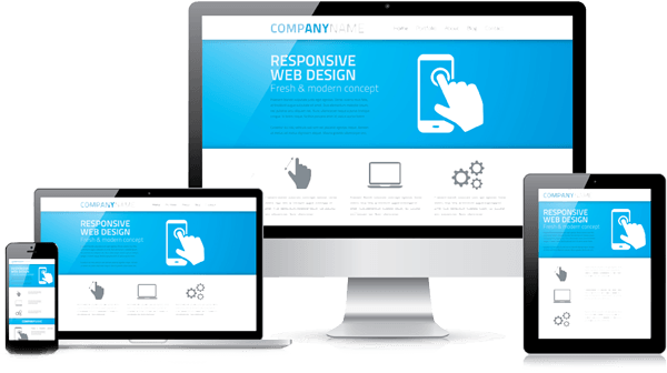 responsive website design services Delhi India