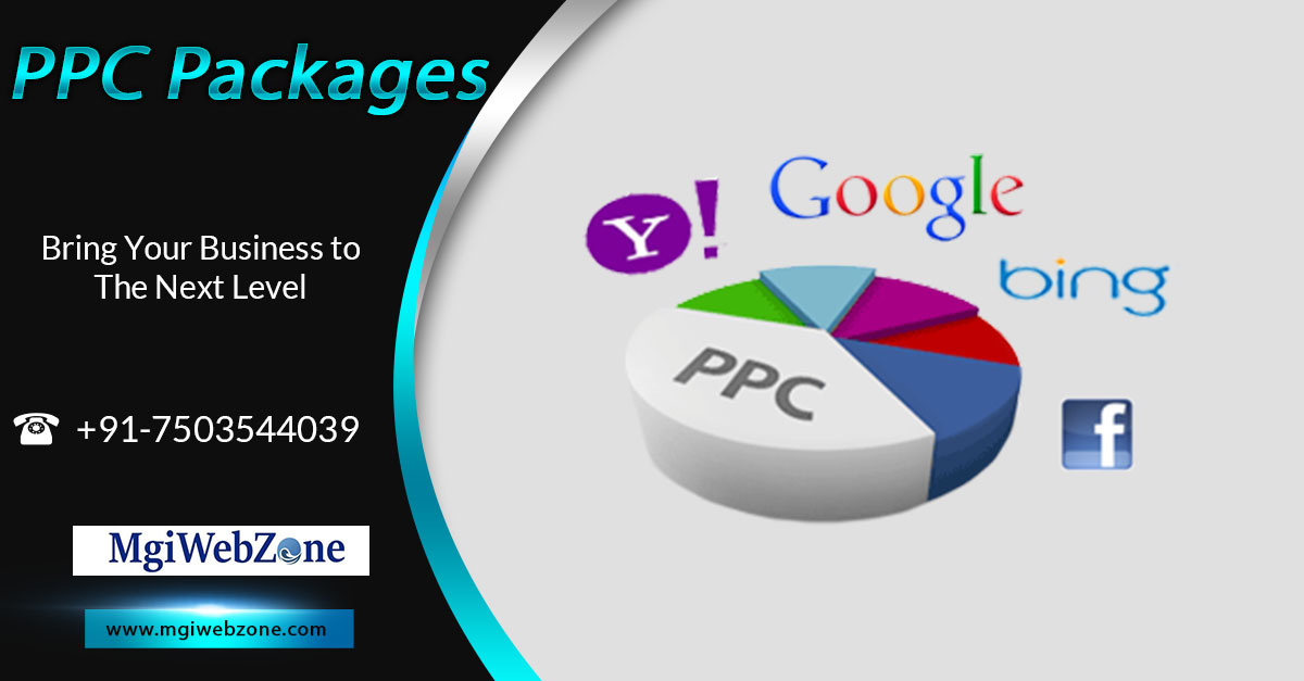 PPC Packages in Delhi, India