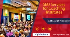 SEO Services for Coaching Institutes in Delhi, India