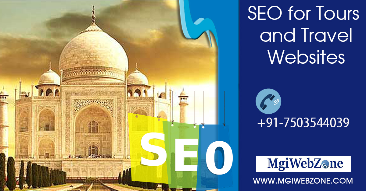 SEO Services for Tour & Travel