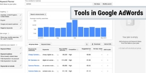 Tools in Google AdWords