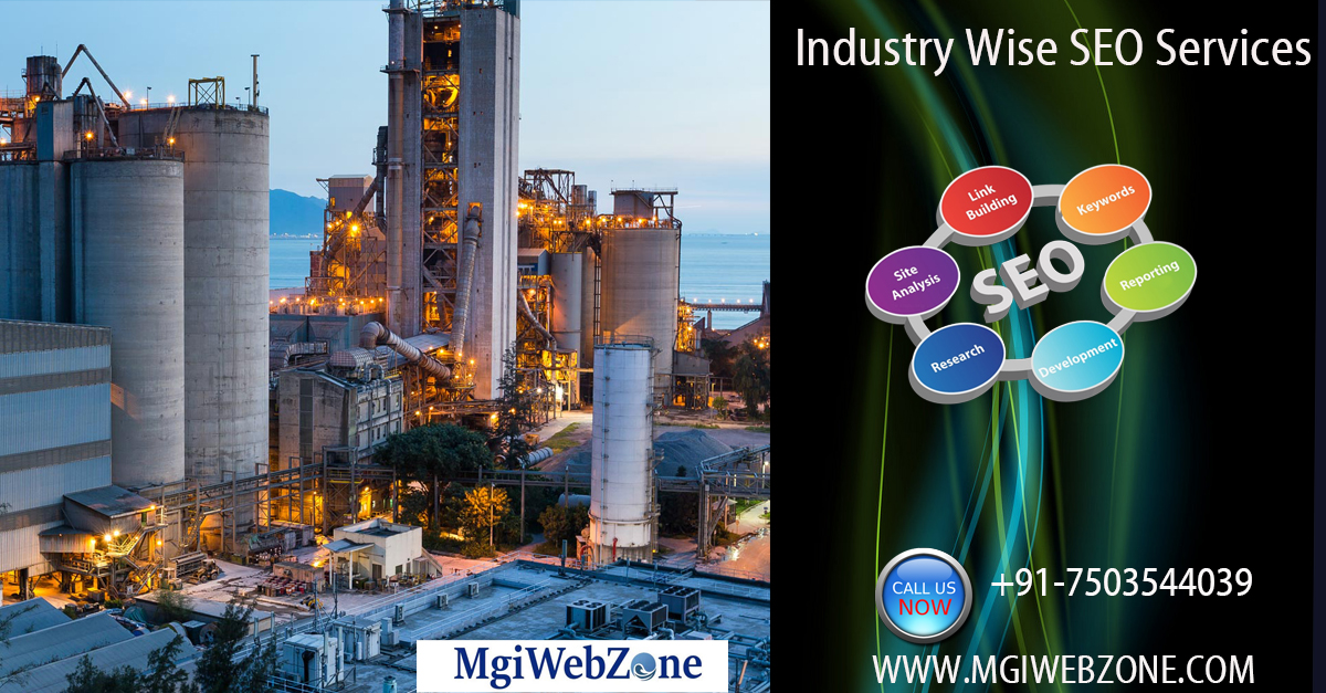 Industry Wise SEO Services