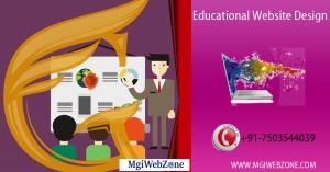 Website Design for Educational