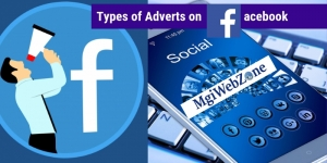 Types of adverts on Facebook