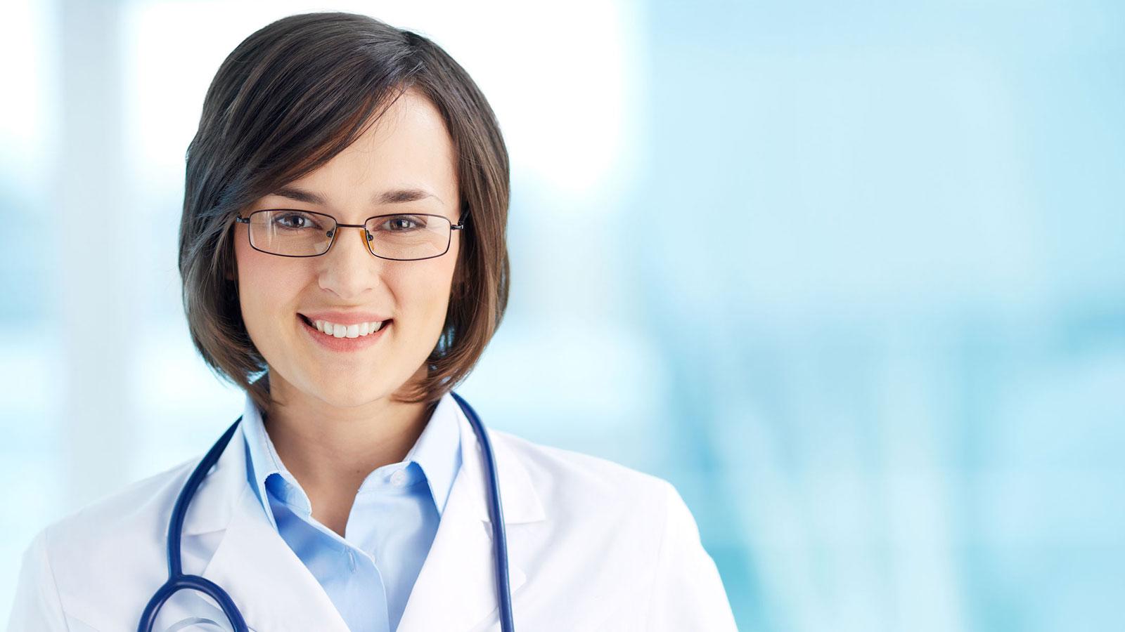 Website Design for Doctor