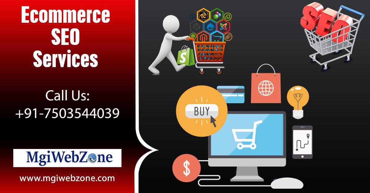 Ecommerce SEO Company Delhi India