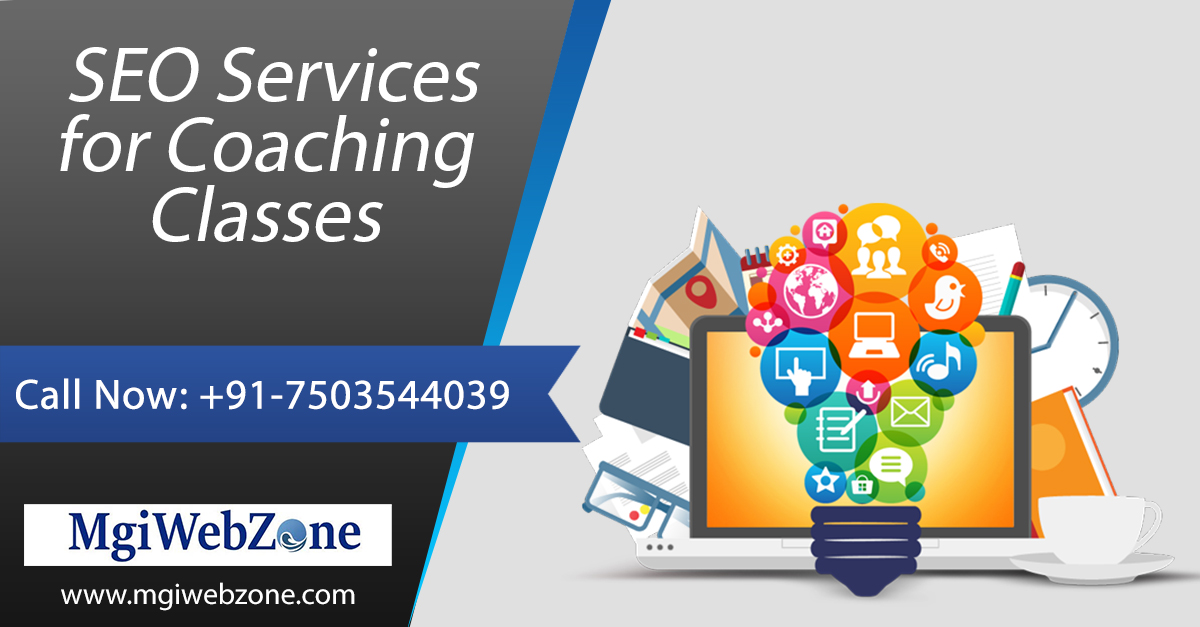 SEO Company for Coaching Institute