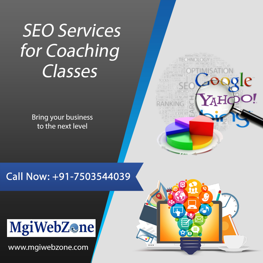 SEO Services for Coaching Classes