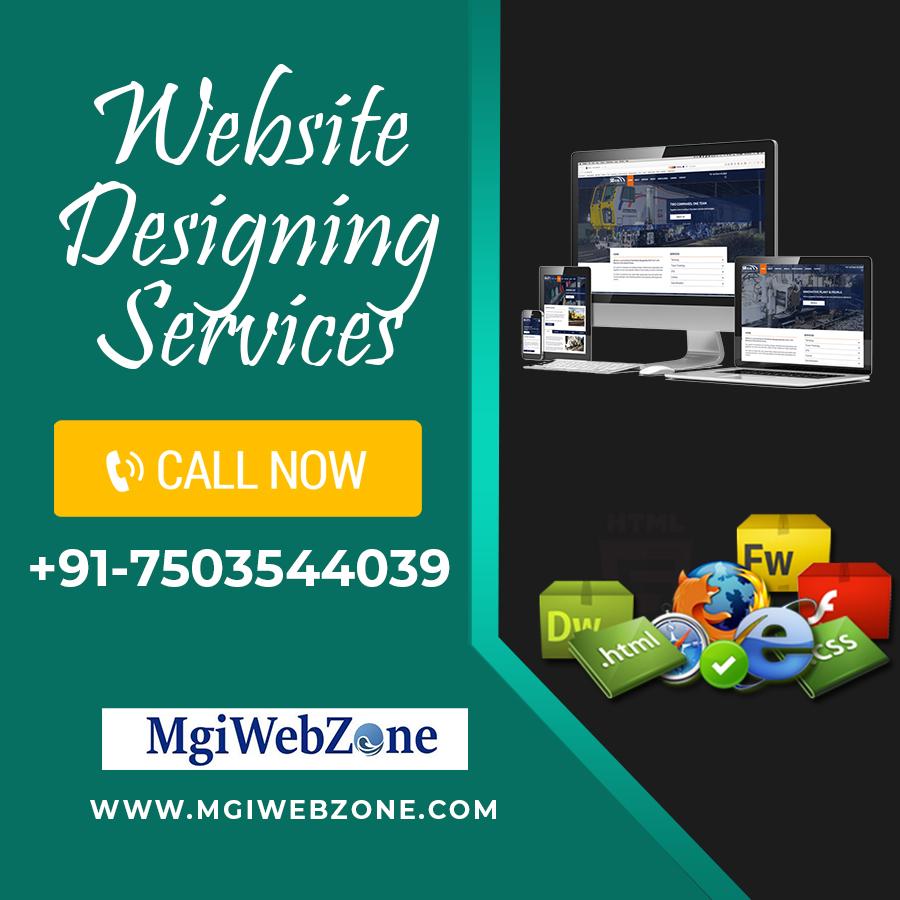 Website Designing Services Delhi India