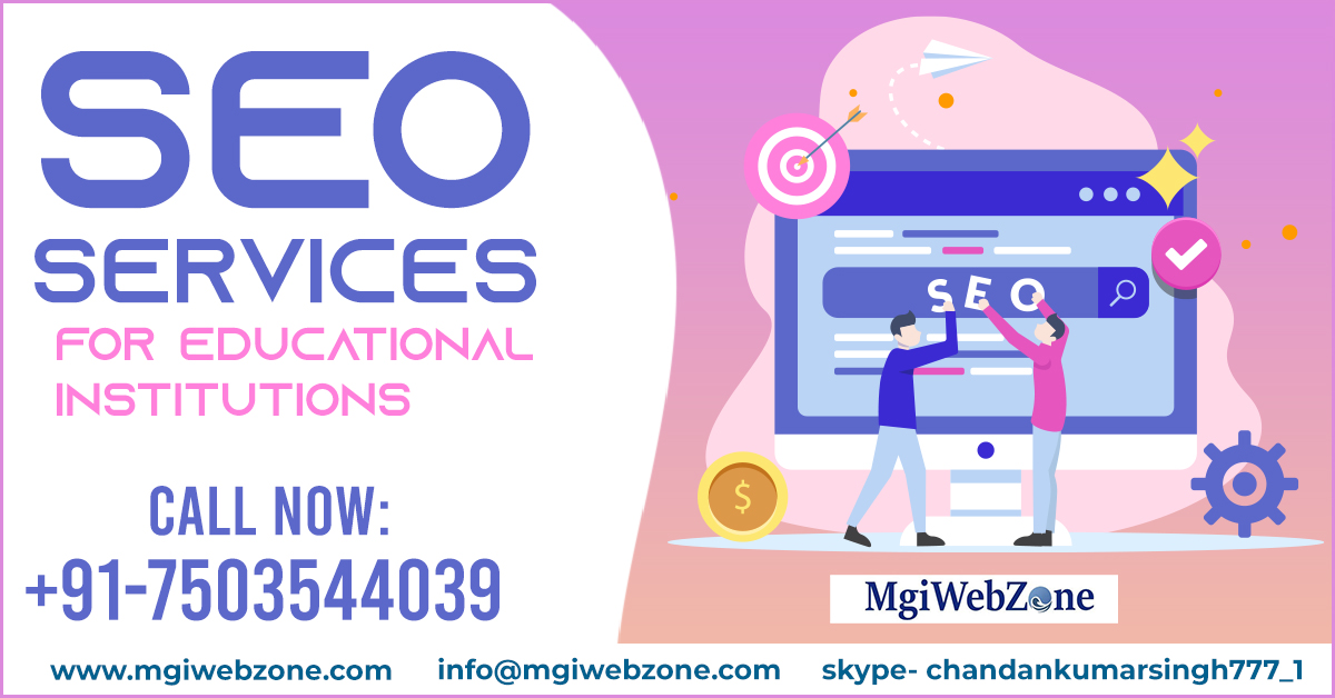 SEO Services for Educational Institutions