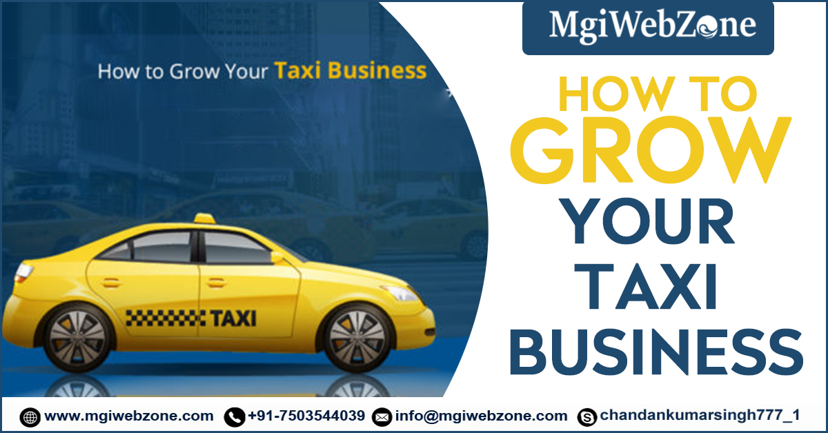 How to Grow Your Taxi Business