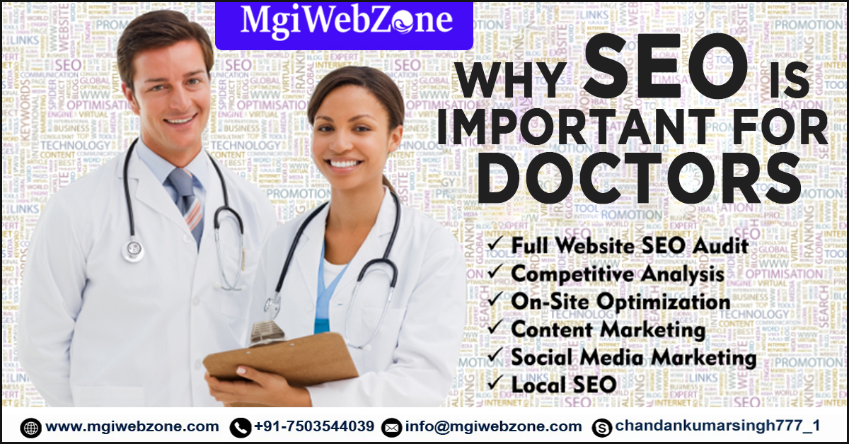 Why SEO is important for Doctors
