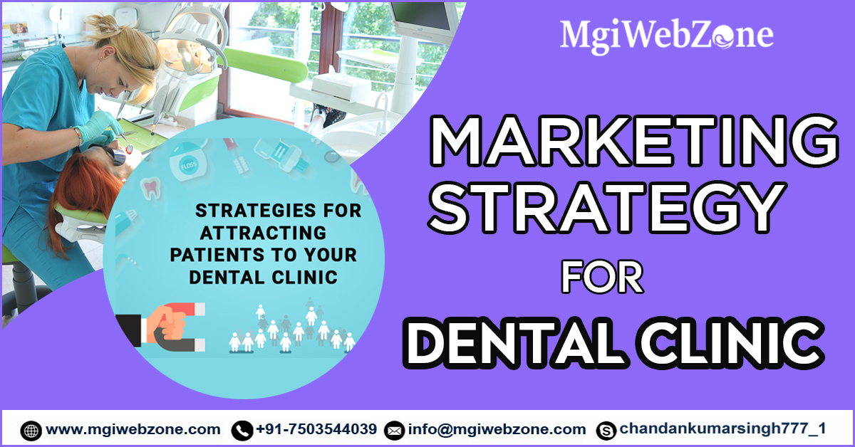 marketing strategy for dental clinic