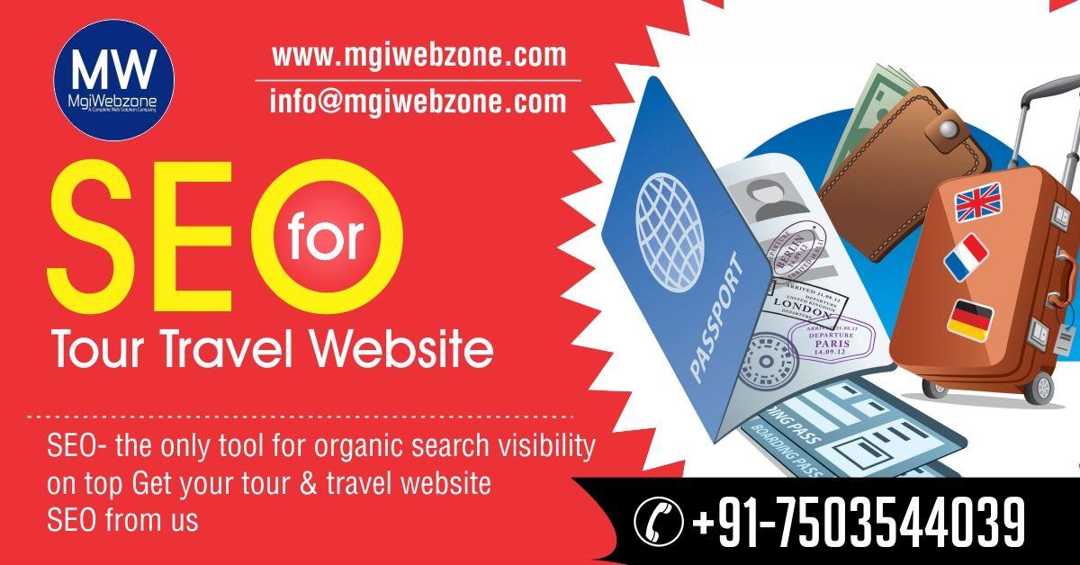 Seo for tour travel website